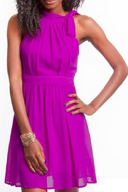 She + Sky Magenta Dress - Product Mini Image