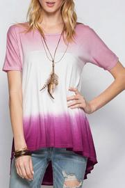She + Sky Magenta Dip Dye - Product Mini Image