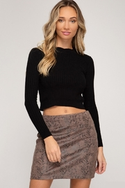 She + Sky Meadow Skirt - Product Mini Image