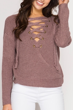 Shoptiques Product: Misty Ballet Sweater