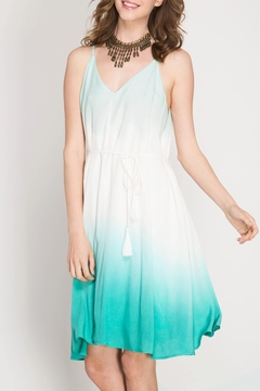 Shoptiques Product: Mixt Mint Dress