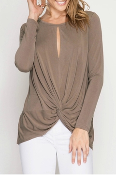 Shoptiques Product: Modal Cupro Top