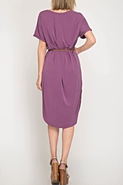 She + Sky Misty Modal Dress - Front full body