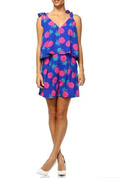 Shoptiques Product: Pineapple Print Romper