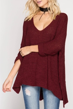 Shoptiques Product: Pullover Knit Sweater