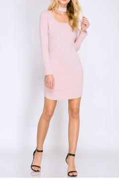 Shoptiques Product: Ribbed Bodycon Dress
