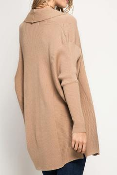 Shoptiques Product: Ribbed Sweater Cardigan