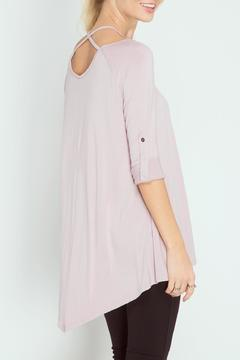 Shoptiques Product: Roll Up Sleeve Top