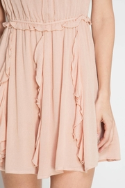 She + Sky Romantic Night Dress - Side cropped