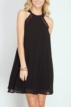 Shoptiques Product: Shift Lace Dress