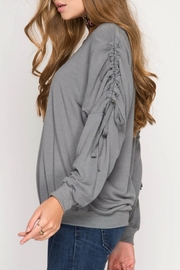 She + Sky So Sweet Sweatshirt - Front full body