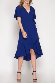 She + Sky Spring Party Dress - Product Mini Image