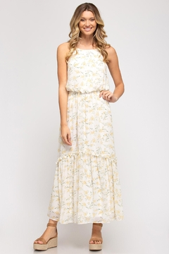 She + Sky Spring Time Maxi - Product List Image