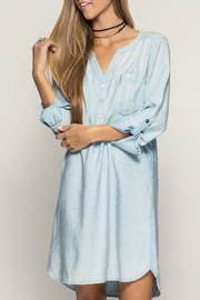 She + Sky Stone Washed Dress - Product Mini Image