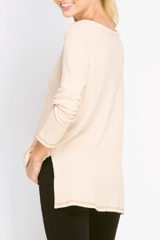 She + Sky Stone Washed Thermo - Front full body