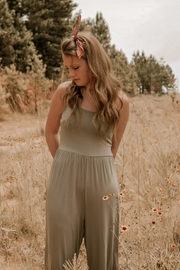 She + Sky Summer Day Jumper - Front cropped