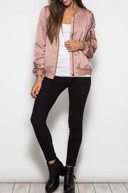 She + Sky The Bashell Jacket - Front cropped