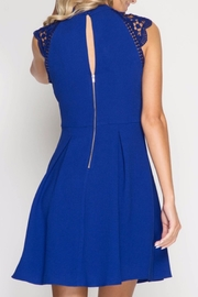 She + Sky The Monica Dress - Side cropped