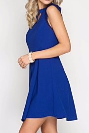 She + Sky The Monica Dress - Front full body