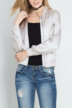 Shoptiques Product: The Satin Bomber