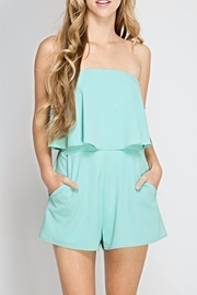 She + Sky The Sia Romper - Front cropped