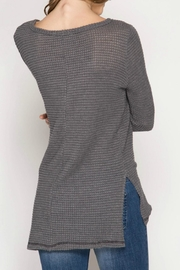 She + Sky Thermal Top - Front full body