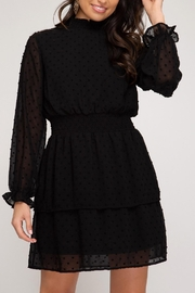 She + Sky Tiered Lbd - Product Mini Image