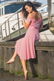 She + Sky Vacation In Cannes Dress - Other