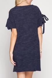 She + Sky Valerie Dress - Front full body