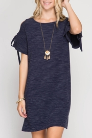 She + Sky Valerie Dress - Front cropped