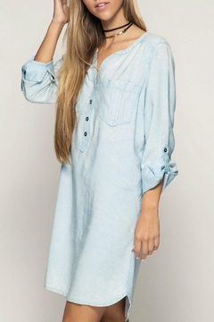 Shoptiques Product: Washed Shirt Dress