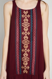 She + Sky Western Girl Dress - Side cropped