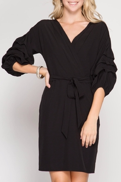 Shoptiques Product: Wrap Me Up Dress