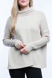 Timing Crossbody Sweater - Front cropped