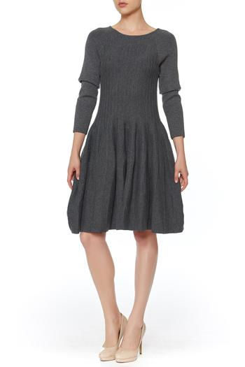 Shoptiques Product: Fit And Flare Dress - main