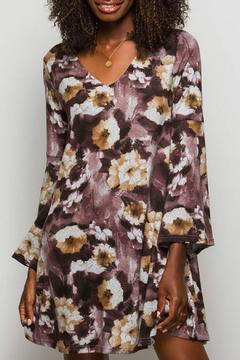 Shoptiques Product: Floral Knit Dress