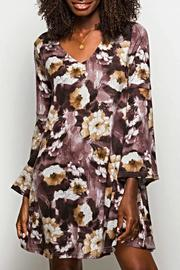 She + Sky Floral Printed Dress - Product Mini Image