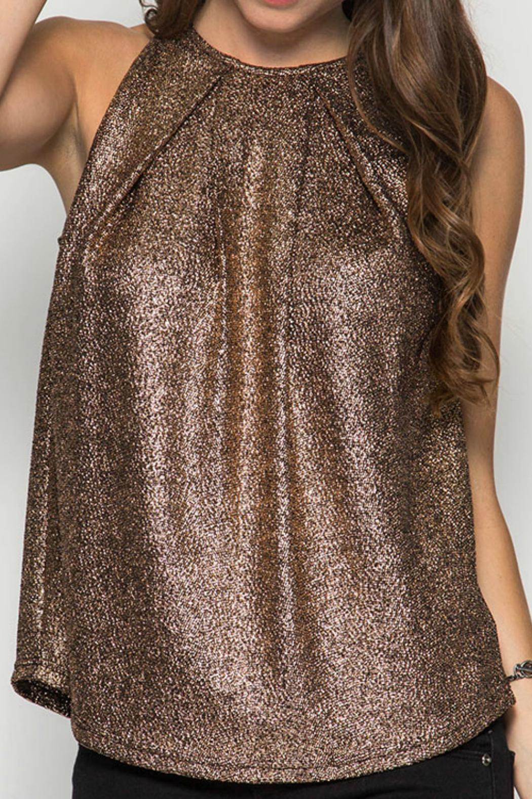 She + Sky Rosegold Top from Missouri by Hattie B s — Shoptiques bb38476f3