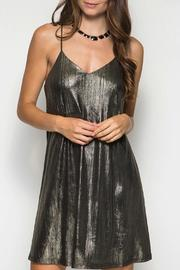 She + Sky Sexy Shimmering Dress - Product Mini Image