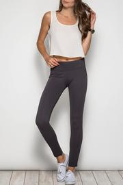 She + Sky Zip Stretch Pants - Product Mini Image