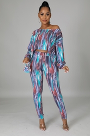 SHE Boutique New Vibes Jumpsuit - Product Mini Image