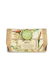 Michel Design Works Shea Bar Soap - Front cropped