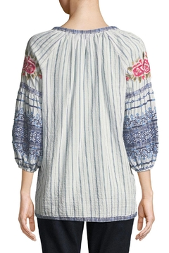 Johnny Was Shea Peasant Blouse - Alternate List Image