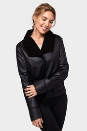 Manduka Shearling Jacket - Product Mini Image