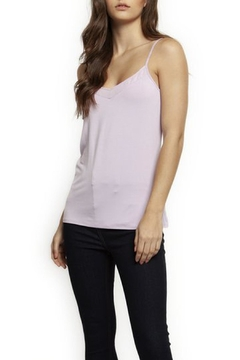 Dex Sheer Neckline Cami - Alternate List Image