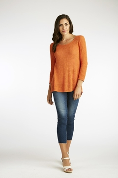 Shoptiques Product: Sheer Pullover