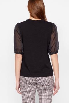 Shoptiques Product: Sheer-Sleeve Top
