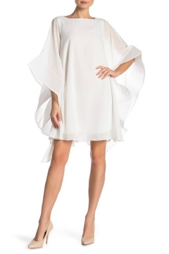 Gracia Sheer/sleeve Tunic Dress - Product List Image