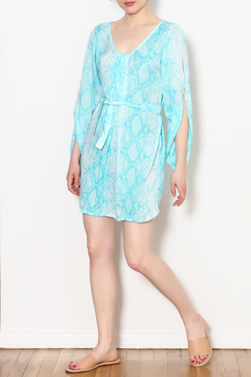 Coco Kai Sheila Dress - Side Cropped Image
