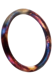 Sheila Fajl Everybody's Favorite Bangle - Burnished Gold - Front cropped